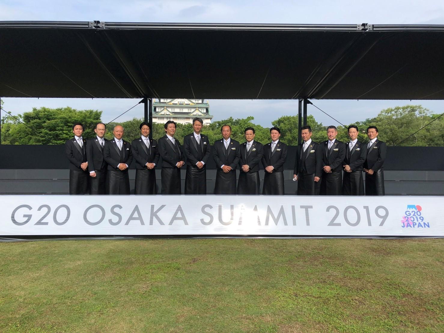 G20に参加してきました!